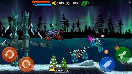 Mad Truck Challenge - Shooting Fun Race apkdebit screenshots 10