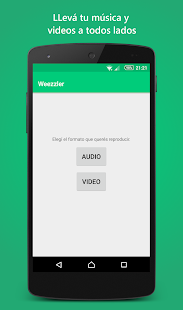 Wireless Music & Video Player: miniatura de captura de pantalla