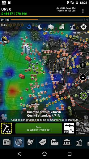 Resources - Game MMO Game  captures d'écran 2