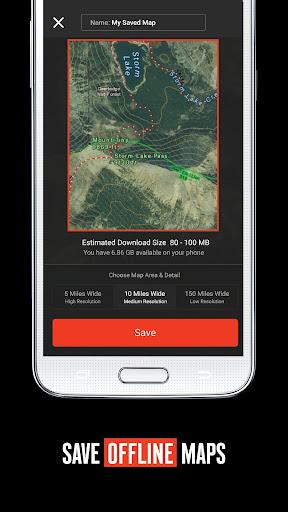 onX Hunt Maps #1 Hunting GPS Offline US Topo Maps screenshot