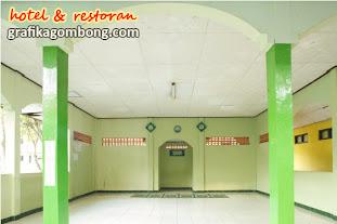 musholla tempat ibadah umat muslim