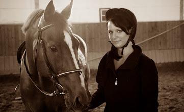 Photo: Dark e Stephanie dopo la lezione