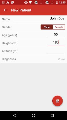android xlung assist Screenshot 3