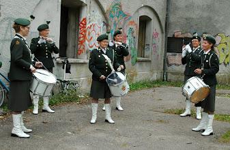 Photo: Flyverhjemmeværnets Tambourkorps