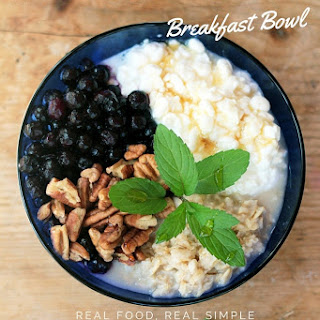 Real California Breakfast Bowl
