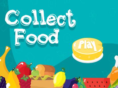 Tải Collect Food miễn phí
