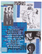 Photo: Wenchkin's Mail Art 366 - Day 274 - Card 274a