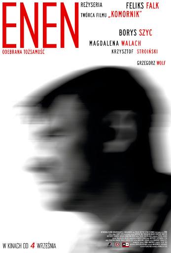 Polski plakat filmu 'Enen'