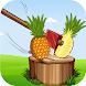 果物 チョップ マスター ゲーム - Androidアプリ