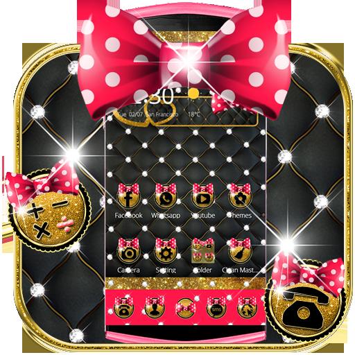 Luxury Pink Bow Theme
