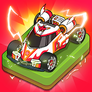 Merge Racer: mini motor idle merge racing game