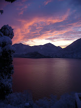 Photo: L'alba sul lago