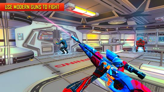 Robot Shooting FPS Counter War Terrorists Shooter 3