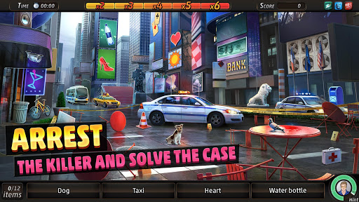 Criminal Case: Save the World! screenshots 15