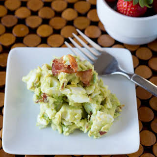 Avocado Egg Salad.