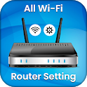 All WiFi Router Setting : Admin Setup icon