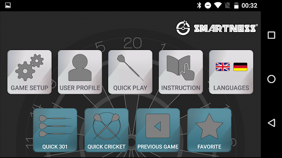Smartness Wireless Dartboard - náhled