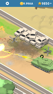 Idle Army Base Mod Apk 1.23.0 (Unlimited Money and Stars) 1