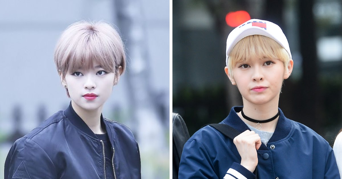 10 Of The Shortest Haircuts Girl Group Idols Have Ever Rocked Koreaboo
