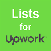 Lists for Upwork