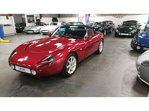 2003 TVR GRIFFITH