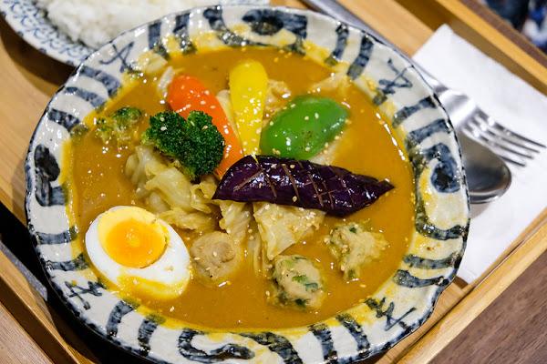 Cocokara湯咖哩 スープカレー 商業午餐很划算!北海道札幌美食~ 嗜辣者必訪!