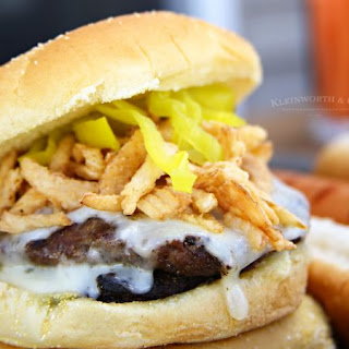 Havarti Cheese Burgers Recipes.