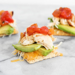 Mini Cracker Sandwich Bites Recipe