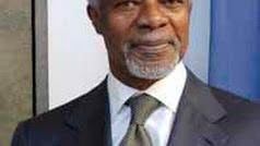 Kofi Annan, exsecretario general de la ONU, era natural de Ghana