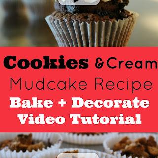 Cookies & Cream Mud Cake.