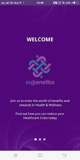 EQ Benefits & Rewards screenshot 1