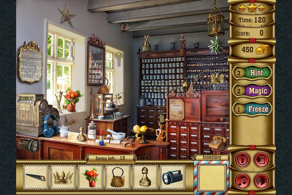 Letter From The Past Free- screenshot