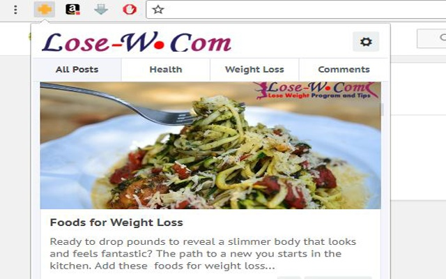 Lose Weight - Fitness