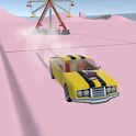 Muscle Crash Car Simulation icon