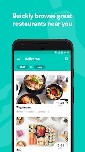 Deliveroo: Restaurant Delivery 1