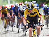 """Van Hooydonck enige maar voorbeeldige ploegmaat voor Wout: """"Prachtig voor hem om in driekleur naar Tour te gaan"""""""