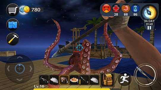 Ocean Survival MOD (Unlimited Money) 2
