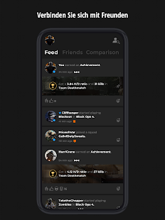 Call of Duty Companion App Screenshot