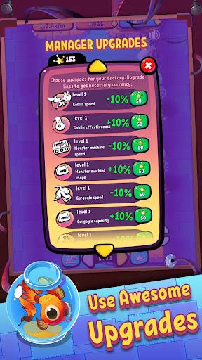 Idle Monster Factory apkdebit screenshots 5