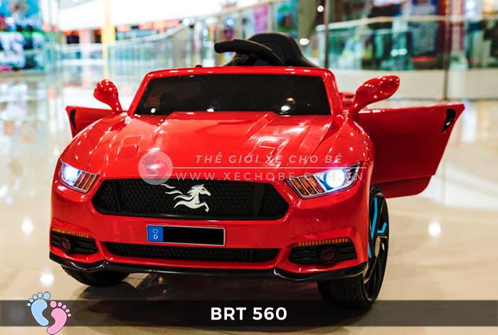 Xe hơi điện cho bé RBT-560 3