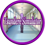 Tsundere Simulator 2 Icon