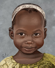 Photo: Here is a painting I just finished for +Daria Musk of Katiene who she is sponsoring via http://www.savethechildren.org/site/c.8rKLIXMGIpI4E/b.6115947/k.8D6E/Official_Site.htm