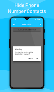 App Hide Phone Number Contacts APK for Windows Phone