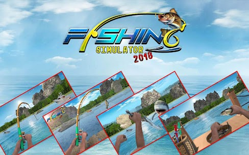 Real Fishing Simulator 2018 – Wild Fishing 10