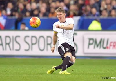 Schweinsteiger forfait pour l'Euro ?
