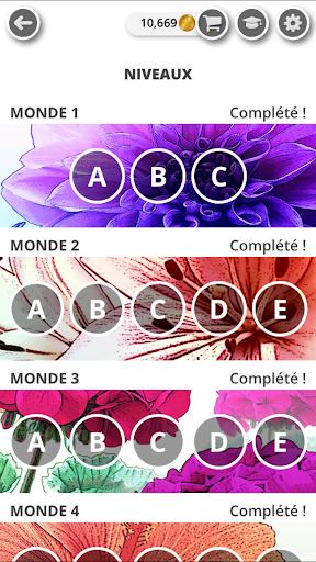 Bouquet de Mots  captures d'écran 5