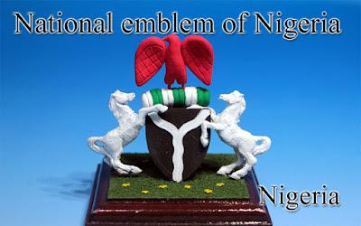 Coat of arms of Nigeria ‐Nigeria‐