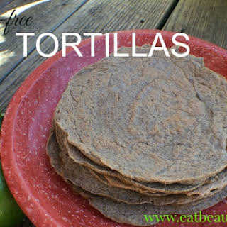 Grain-free Tortillas.