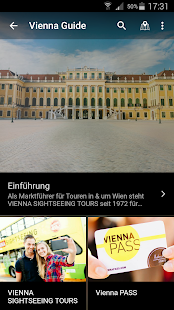 VIENNA SIGHTSEEING & PASS – Miniaturansicht des Screenshots
