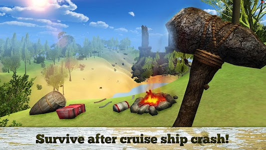 Lost Ark: Survivor Island 3D screenshot 0